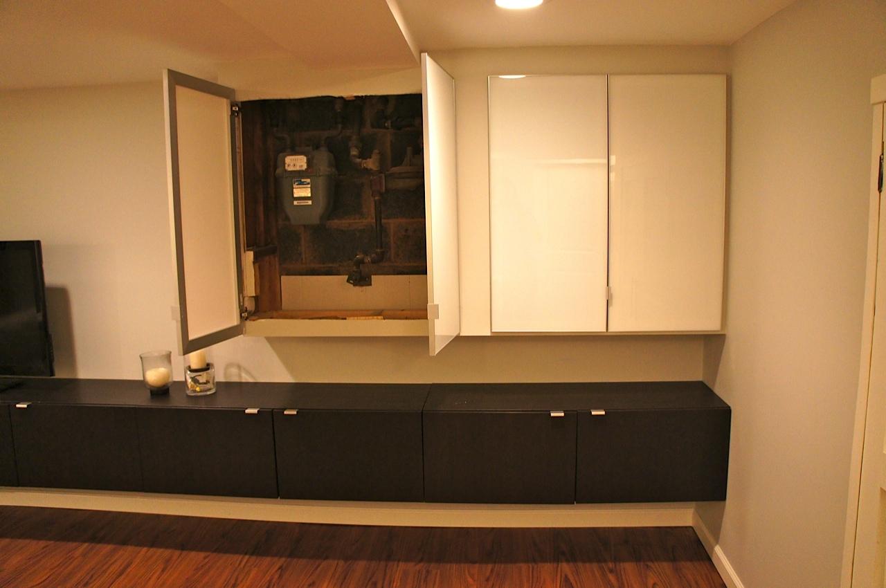 rubrik cabinet door storage solution get home decorating