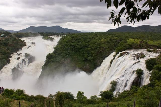 Gaganachukki Falls, Mandya, Karnataka