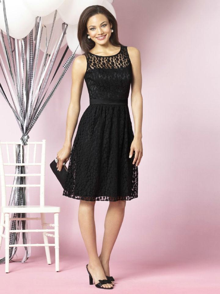 Black Guest Wedding Dress