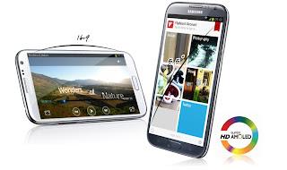 Samsung Galaxy Note II N7100 Android 5.5 Inch Harga 5 Jutaan