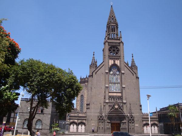 Parroquia de Nuestra Señora del Rosario, Guadalajara