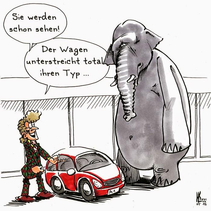 Copic Deutschland Blog: Autokauf