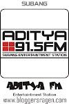 Aditya FM 91.5 MHz Subang