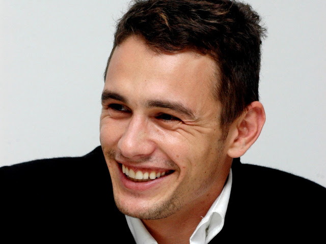 James Franco, un actor muy atractivo