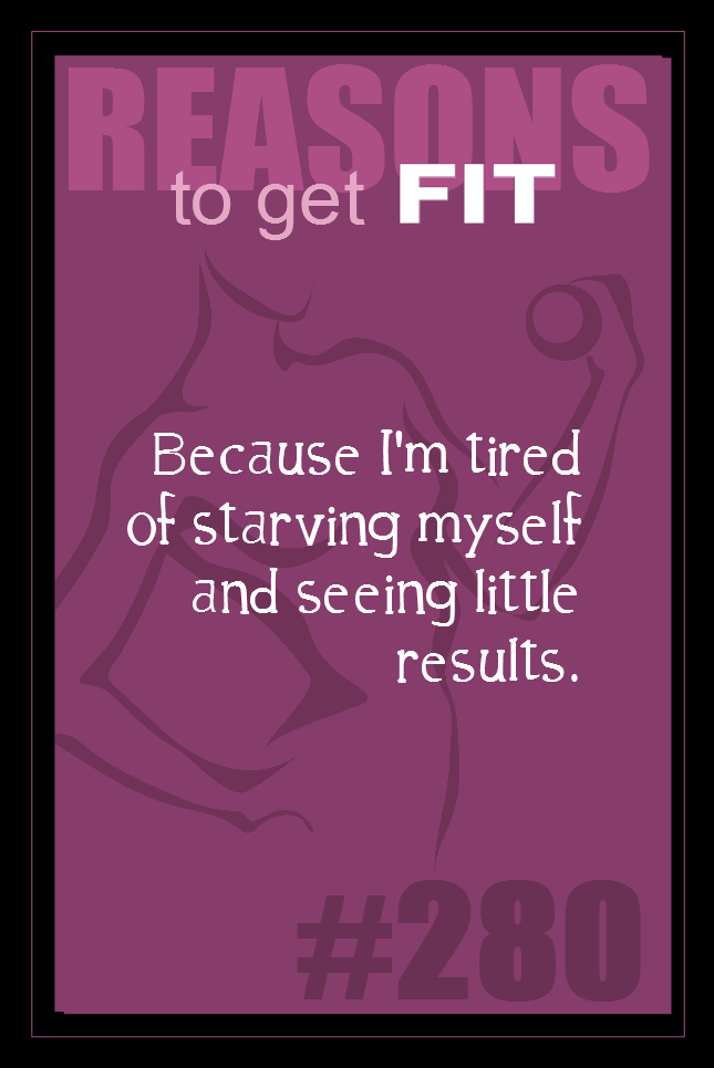365 Reasons to Get Fit #280