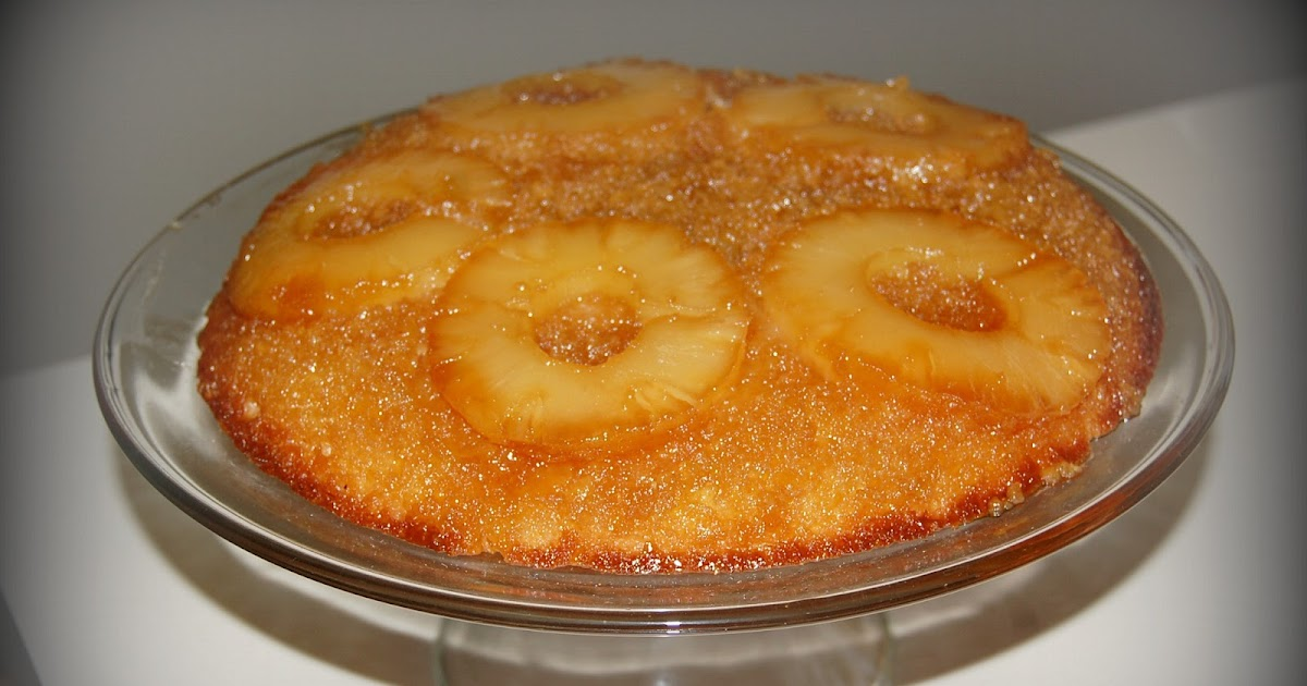 Rescipe Pineapple Upside Down Cake