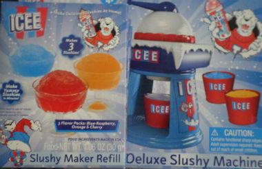 icee deluxe slushy machine