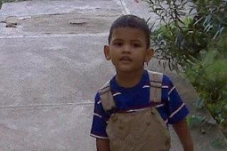 Continúa desaparecido niño de cuatro años