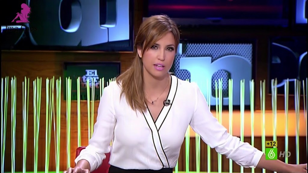 SANDRA SABATES, EL INTERMEDIO (09.03.15)