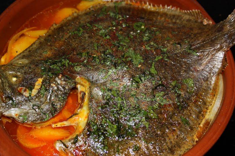 Como Cocinar El Rodaballo | Rodaballo Al Horno