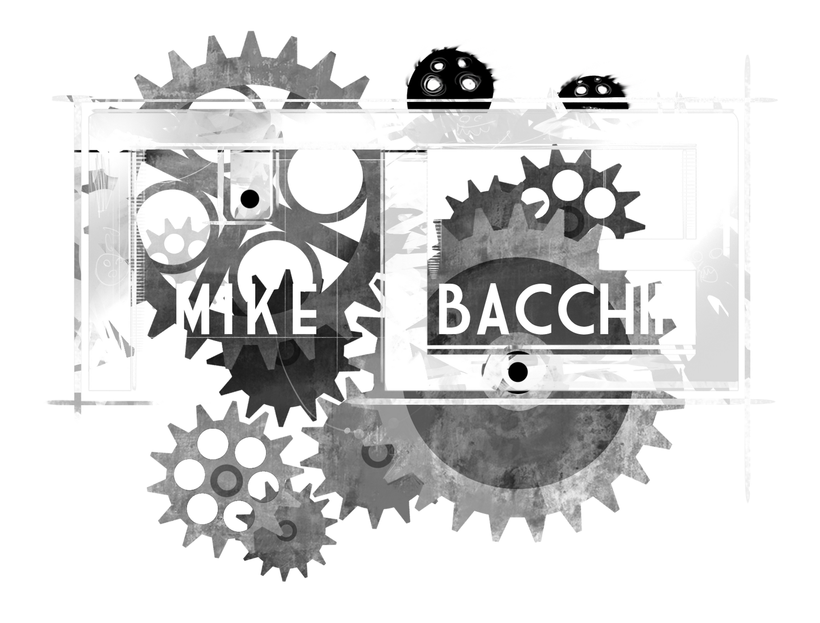The art of Mike Bacchin