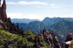 GEUMGANGSAN, MOUNT GEUMGANG 金剛山