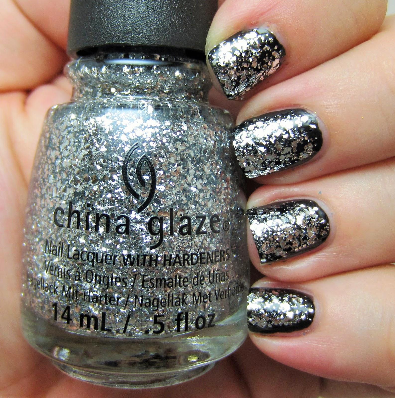 Glitter, core line,