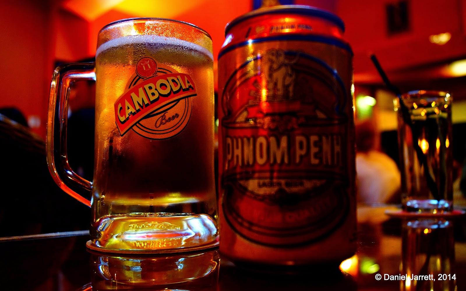 Beer O'Clock, Phnom Penh, Cambodia