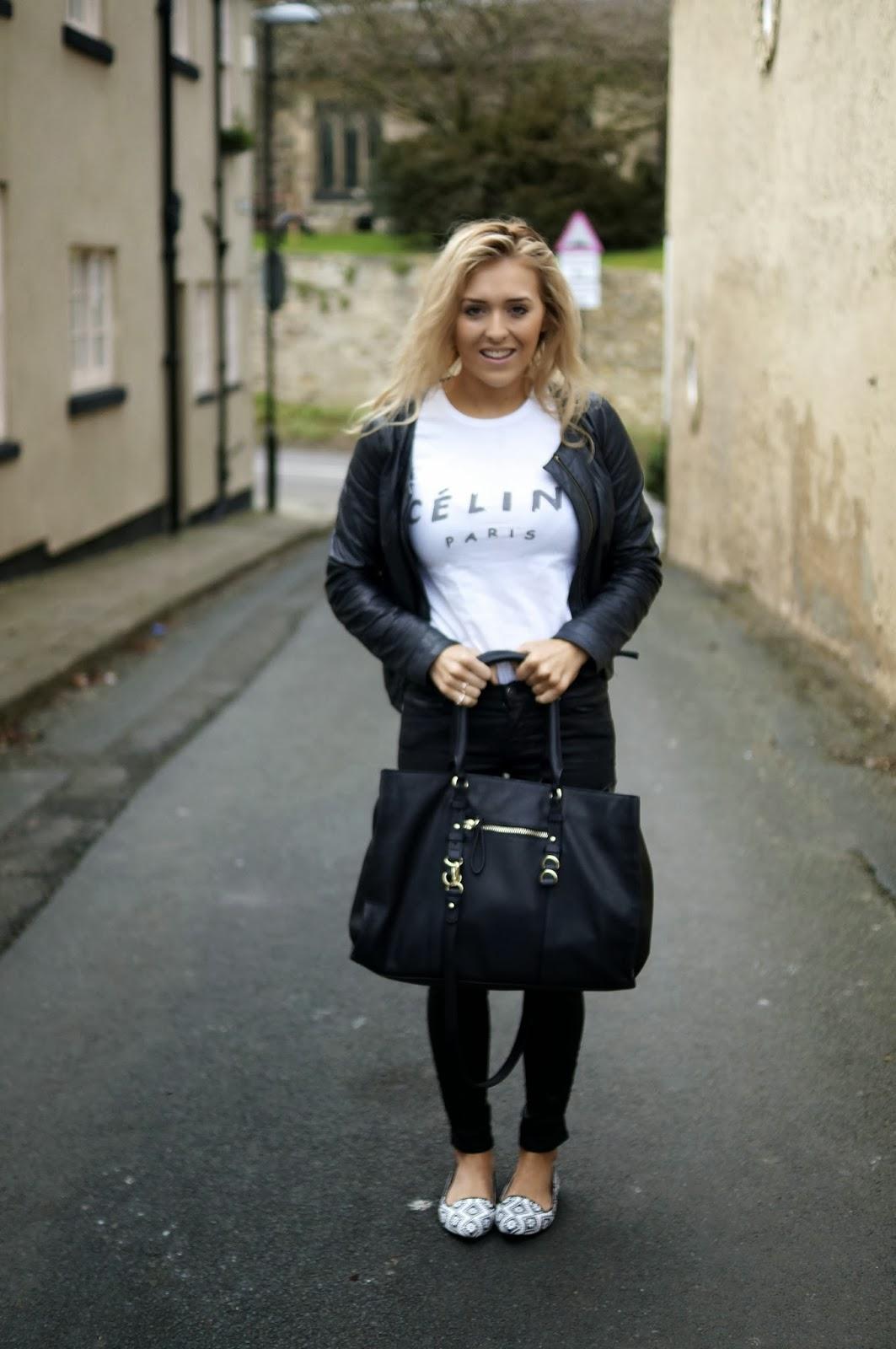 street style blogger