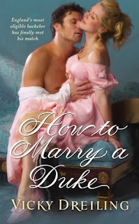 Book Cover How to Marry a Duke by Vicky Dreiling