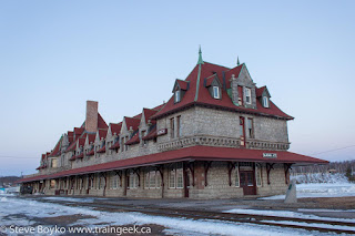 Confessions Of A Train Geek Canadian Holiday Train Events