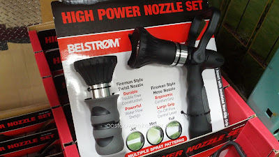 Belstrom 2-piece High Power Nozzle Set – From spray to mist to shower to full jet