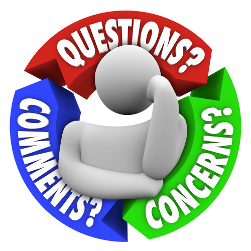 Comment /Questions