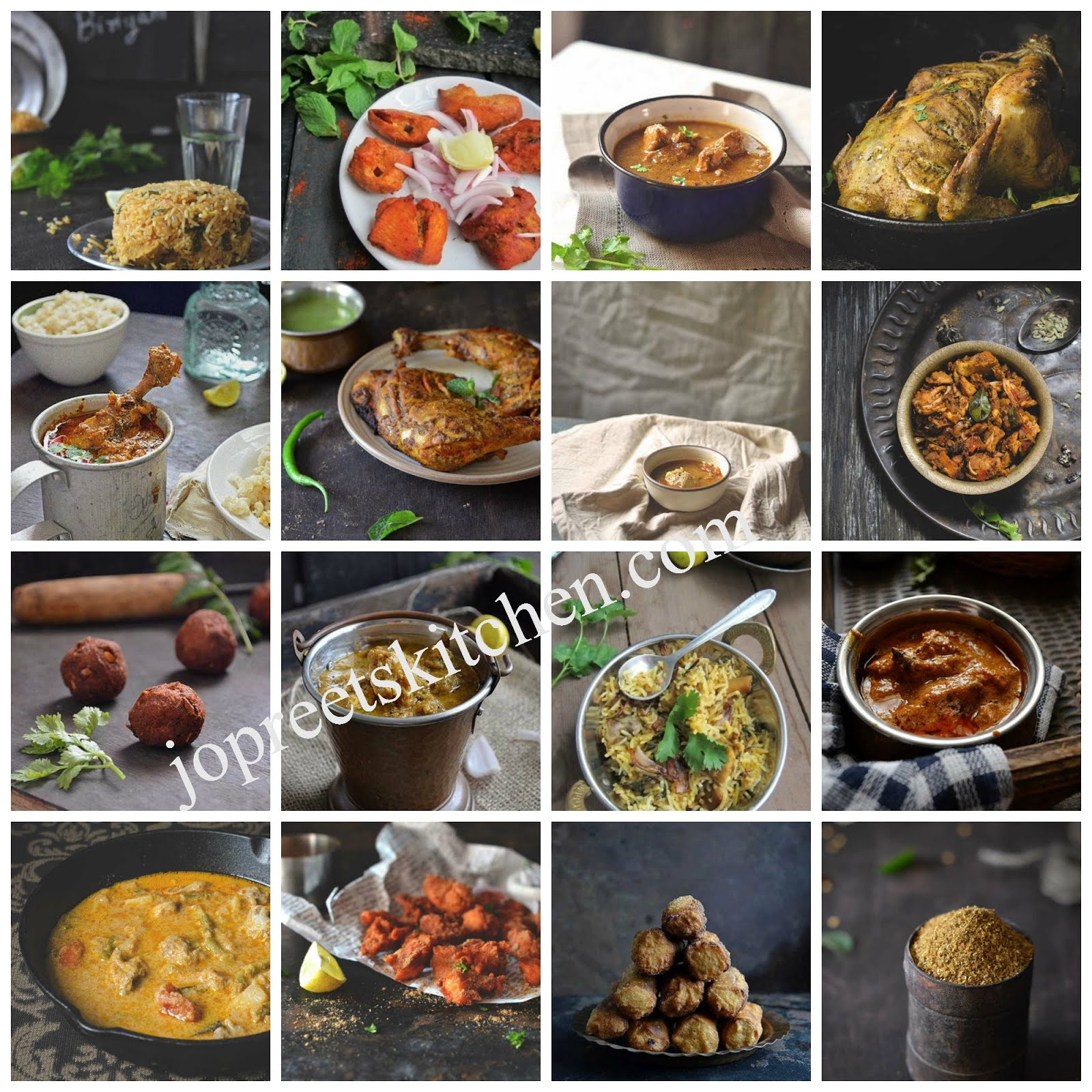 80+ Indian Style Chicken Recipes