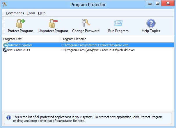 Program-Protector