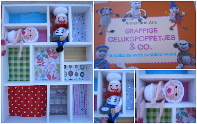 Mingle Mangle Crochet Gelukspoppetjes Haken
