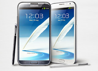 Harga terbaru dan spesifikasi dari Samsung Galaxy Note II N7100