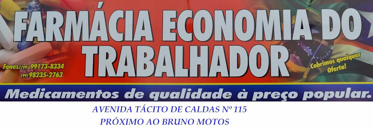 FARMÁCIA ECONÔMICA DO TRABALHADOR
