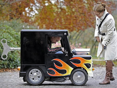 The world's smallest car