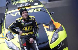 Valentino Rossi Juara Monza Rally Show 2015