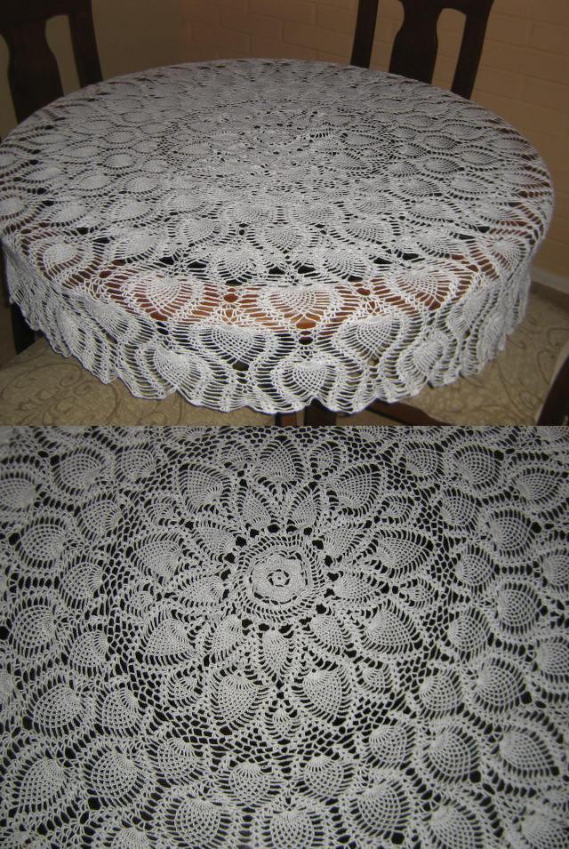 En esta ocasión les dejo algunas carpetas tejidas a crochet, ideales