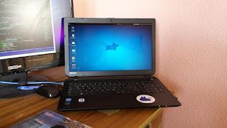 Toshiba Satellite C-50B Xubuntu 15.10