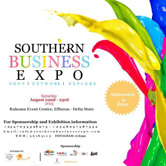 DON'T MISS THE BUSINESS EXPO!