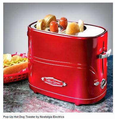 Hot dog toaster. Torradora para Cachorros Quentes. Original gift