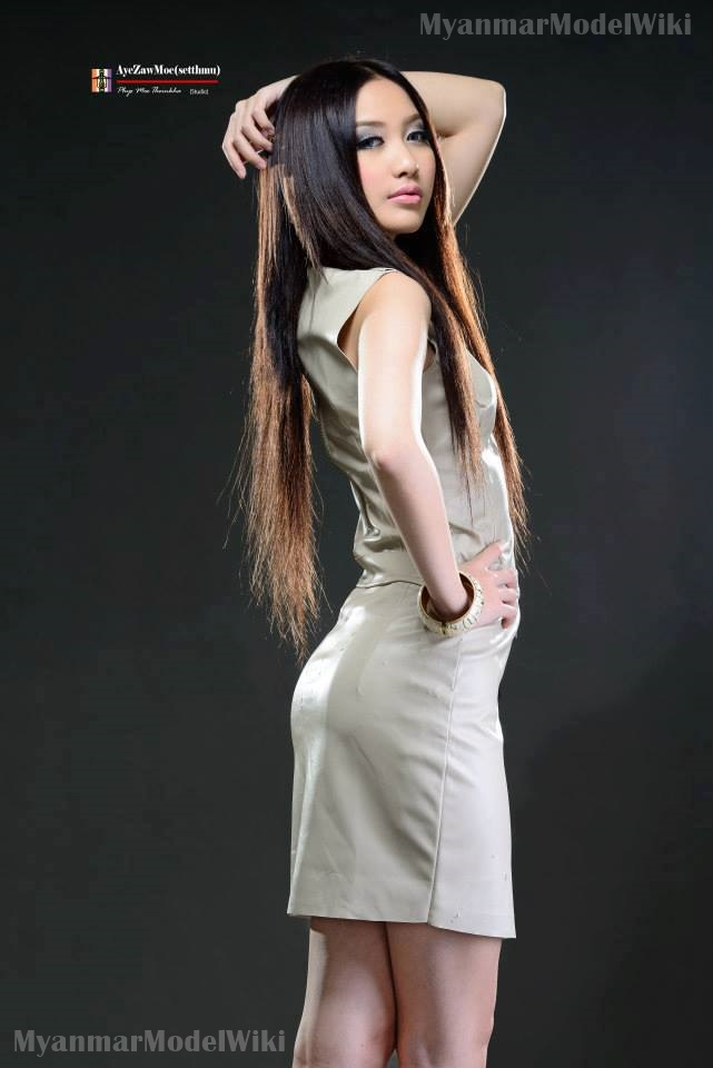 Fashion : Patricia aka Sue Sha Naing Best Photo Collection Album (1)