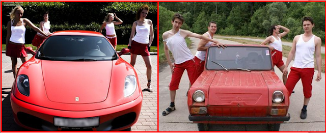Why female models in car ads? Why not male models? Seen On www.coolpicturegallery.us