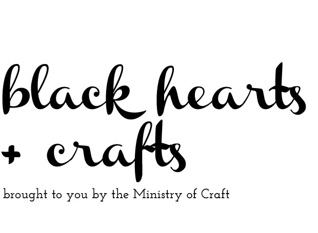 black hearts & crafts
