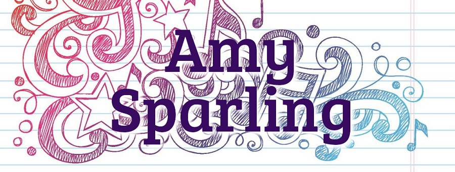 Official website of author Amy Sparling