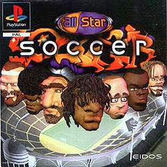 Torrent Super Compactado All-Star Soccer PS1