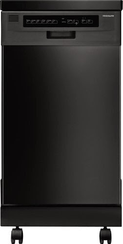 Frigidaire 18 Inch Portable Dishwasher With SS Interior