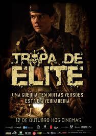 Filme Tropa de Elite   Nacional