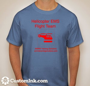 Are You Part of The Helicopter EMS Flight Team?