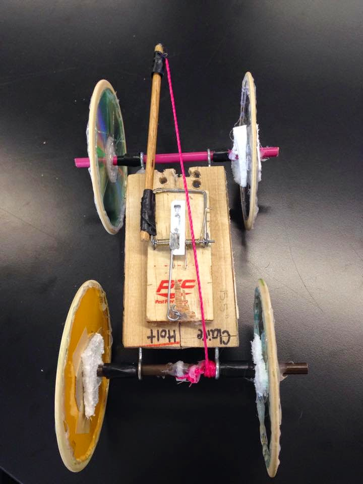 How To Build A Mousetrap Car Funfndroid