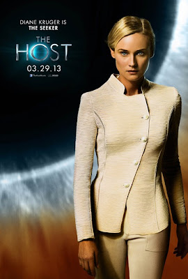 Diane Kruger The Host Poster