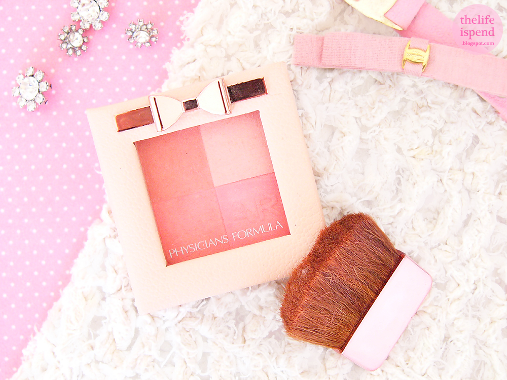 Physician's Formula Inc., Nude Wear Glowing Nude Blush Natural