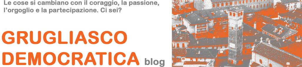 Il blog di Grugliasco Democratica