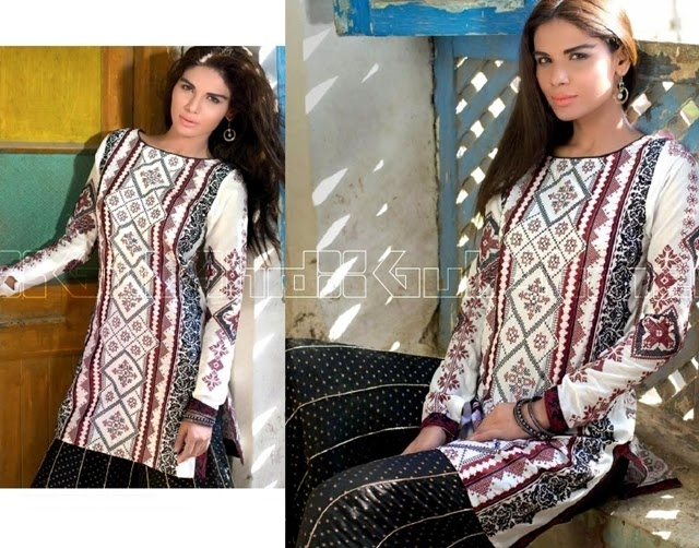 Festive Gul Ahmed Eid Collection 2014