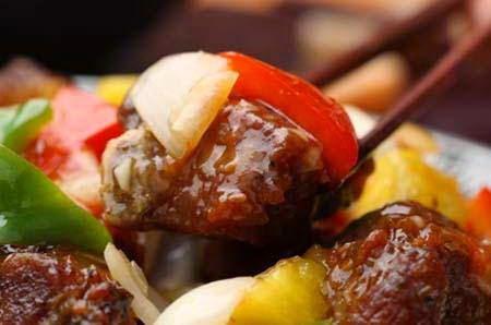 Sườn Sốt Chua Ngọt - Vietnamese Pork Recipes