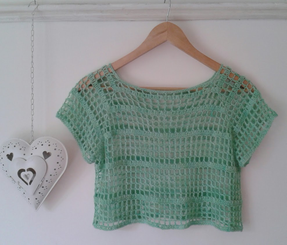 Lace Crochet Patterns For Tops ~ Dancox for .