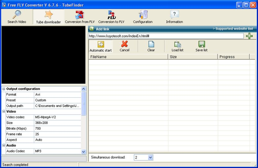 download flv it convert converter 3 and with converter for converter ...